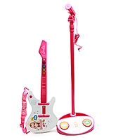 Barbie My Fab Electrical Rock Guitar Microphone