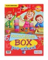 Fun and Learn CD/DVD/Movies - Quixot - Knowledge Box Pre-School DVD