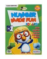 Number Made Fun For LKG DVD