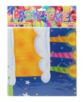 Archies Party Time - Table Cover Candles