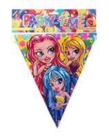Archies Party Time Flag Banner