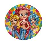 Archies - Party Time Plates