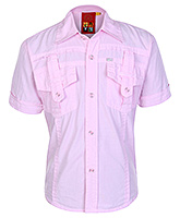 Buy Envy Half Sleeves Shirt - Front Pockets
