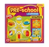 Puzzles - Puzzle - Pre-School Learning Shapes