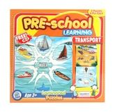Puzzles - Puzzle - Pre-School Learning Transport