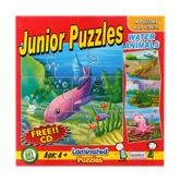 Junior Puzzles – Water Animals