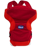 Buy Chicco Go Baby Carrier Red - Upto 9 kg