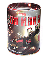 Buy Iron Man Coin Bank - Red