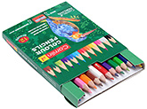 Buy Camlin Colour Pencils 12 Shades With Sharpener Inside