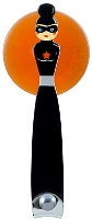 Pylones Koupala Nail Clippers Black - 9 x 1.5 cm