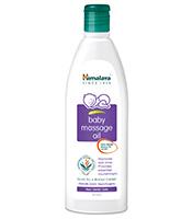 Buy Himalaya Herbal Baby Massage Oil Bottle - 50 ml