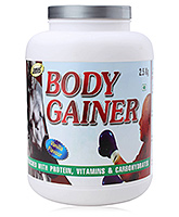 James' Body Gainer Vanilla Flavour
