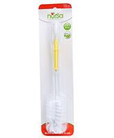 Nursa Bottle and Nipple Brush 2 in 1 - 27 cm