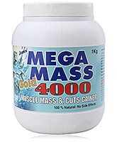 James' Mega Mass Gold 4000