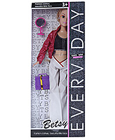Buy Fab N Funky Betsy Ever Day Happy Girl Doll - 30 Cm