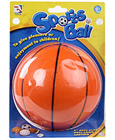 Fab N Funky Soft Ball - 6 Inches