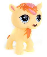 Fab N Funky Cute Pet Deer Cream - 11.5 cm