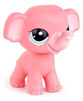Buy Fab N Funky Cute Pet Elephant Pink - 11.5 cm