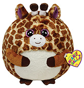 Ty Classic Tippy Giraffe Medium