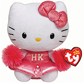 Ty Classic Hello Kitty Cheerleader