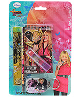 Buy Hannah Montana Stationary Set
