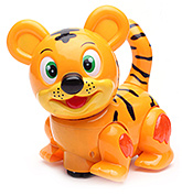 Fab N Funky Battery Operated Happy Tiger Toy - 18 cm