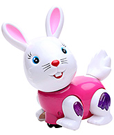 Fab N Funky Battery Operated Happy Rabbit Toy - 17 cm