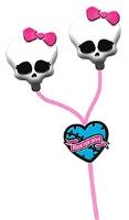 Buy Monster High Molded Character Earphones