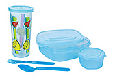 Buy Pratap Hungry Kya Easy Gift Set - Blue