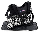 Buy ReeBaby Diaper Bags Black