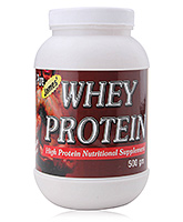 James' Whey Protein Chocolate Flavour