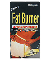 James' Fat burner