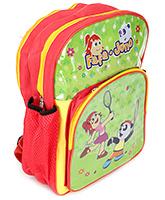 Buy PEP INDIA School Bag Fafa Juno Red 13 Inches