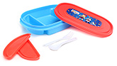 Buy PEP INDIA Lunch Boxes Fafa Juno Blue And Red