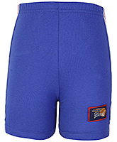 Buy Taeko Blue Shorts - Basket Ball Badge