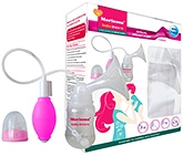 Buy Morison Baby Dreams Manual Breast Pump Classic - Pink
