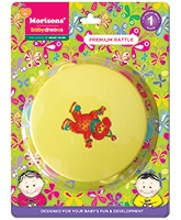Buy Morisons Baby Dreams Premium Rattle - Daffli