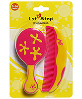 1st Step Brush &amp; Comb Set