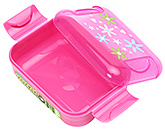Decor Easy Open Lunch Box - Pink