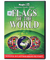 Magicbox Flags Of The World English VCD