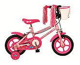 Buy Kross Pink Blue Bell 12T Bicycle - 12 Inch