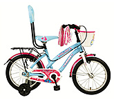 Buy Kross Blue Bell 16T Bicycle - 16 Inch