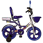 Buy Khaitan Cannon Deluxe Bicycle - 12 Inch