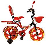 Buy Khaitan Cannon Bicycle Orage - 14 Inch