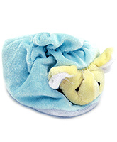 Buy Morisons Baby Dreams Soft Baby Booties - Bottle Green