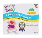 Brainy Baby - Laugh & Learn (Vol.1) VCD