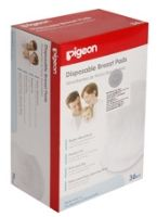 Pigeon - Disposable Breast Pads - 36 Pieces