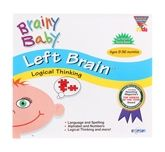 Brainy Baby - Left Brain (Vol.3) VCD