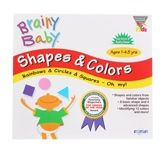 Brainy Baby – Shapes & Colors (Vol.5) VCD