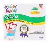 Brainy Baby - 123's (Vol.9) VCD